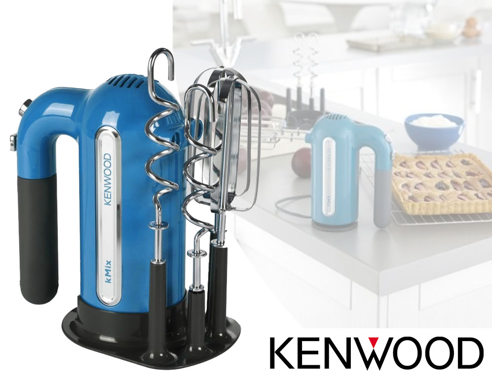 Click to Buy - Kenwood kMix Boutique Mixer HM803 - Blauw