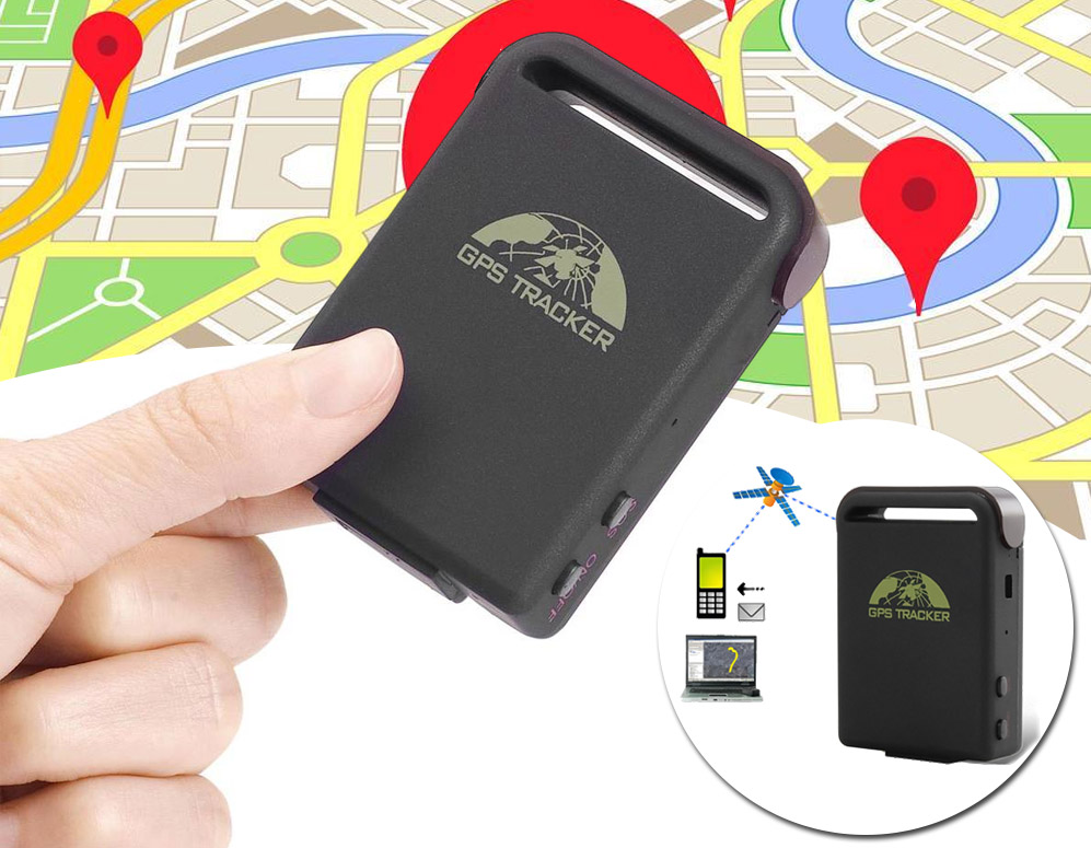 Click to Buy - Mini GPS-tracker