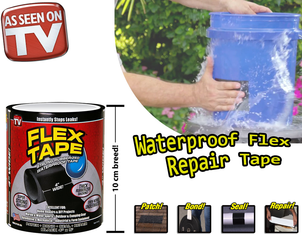 Click to Buy - Waterbestendige Flexibele Reparatie Tape