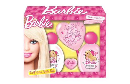 Dagknaller - Bad Geschenkset Barbie Dollicious