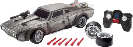 Dagknaller - Fast And Furious Rc Deluxe Action - Bestuurbare Auto