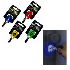 Keylight, Set Van 5 Sleutelkapjes Met Led Verlichting   Dagelijkse ...