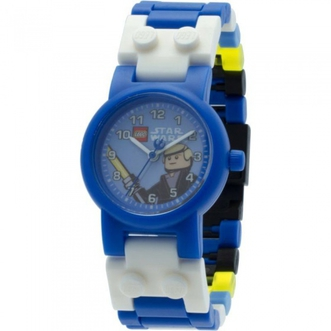 Dagknaller - Lego Star Wars Luke Skywalker Horloge