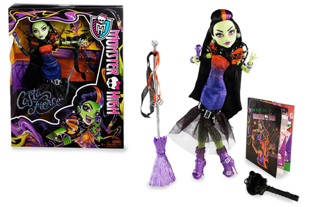 Dagknaller - Mattel Monster High Casta Fierce Pop 30Cm