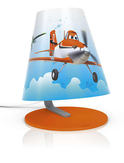Dagknaller - Philips Disney Planes Tafellamp Led (71764/53/16)