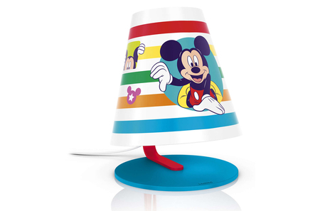 Dagknaller - Philips Disney Tafellamp Mickey Mouse Led (71764/30/16)