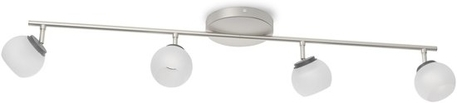 Dagknaller - Philips Myliving Balla Matt Chrome Led Spot Light (Gratis Verzending)