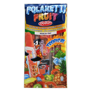 Dagknaller - Polaretti Tropical Fruit Waterijsjes 180St