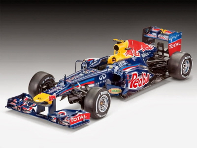 Dagknaller - Revell Red Bull Racing Rb8 'Mark Webber' (67075 - 1:24)