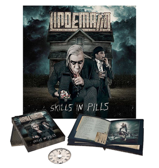 Dagknaller - Skills In Pills (Limited Super Deluxe) Book, Box Cd
