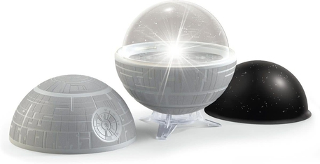Dagknaller - Star Wars Planetarium Black Star Lamp