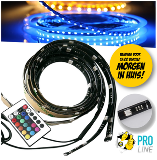 Dagknaller - Tv Led Strip Kit - Maak Uw Tv Modern!