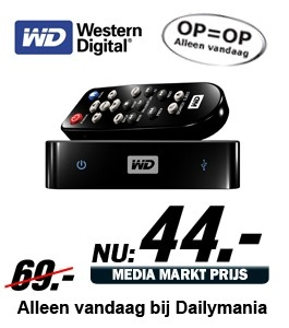 wd media player instructions