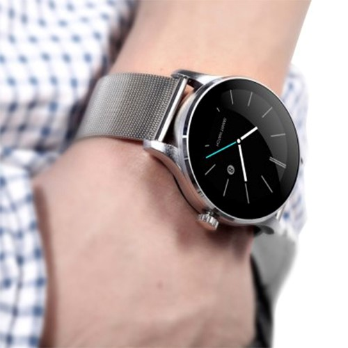 Deal Digger - Chique Bluetooth Smartwatch - Met Hartslagmeter!