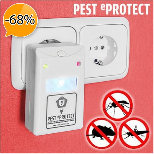 Deal Digger - Pest Eprotect Insect & Muizen Verjager