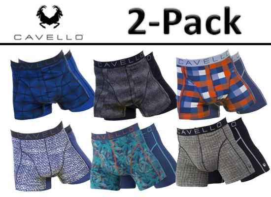 Deal Donkey - 2 Pack Cavello Herenboxers