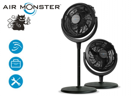 Deal Donkey - Air Monster Ventilator