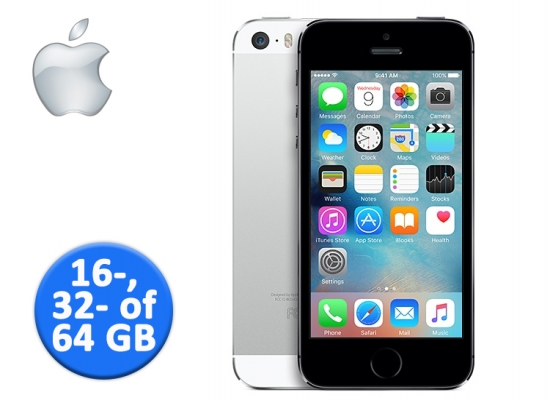 Deal Donkey - Apple Iphone 5; 16-, 32- Of 64 Gb (Refurbished)