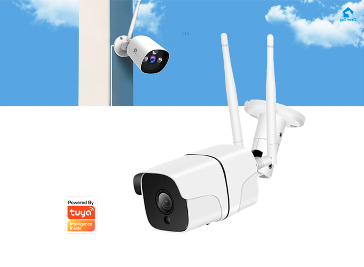 Deal Donkey - Denver Sho-110 Outdoor Wifi/Ip Camera Met Luidspreker