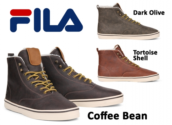 Deal Donkey - Fila Brooklyn Mid Herenschoenen
