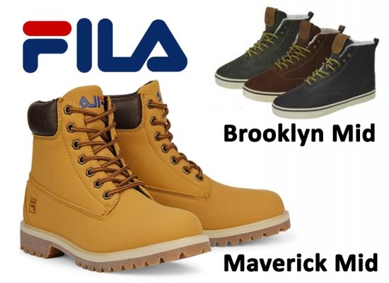 Deal Donkey - Fila Heren Schoenen - Maverick Of Brooklyn