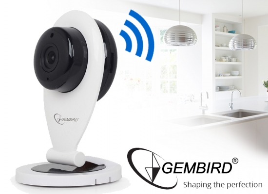 Deal Donkey - Gembird Smart Hd Wifi Camera Icam-Whd-02
