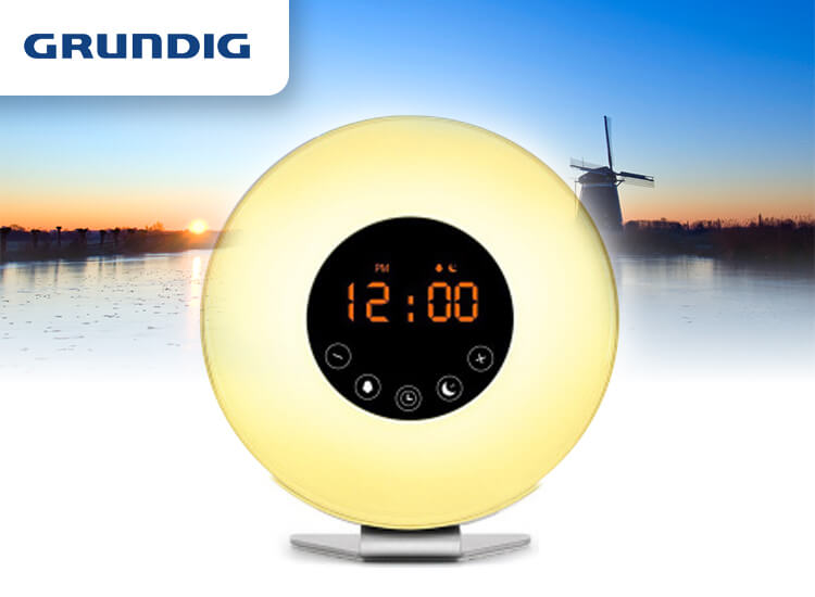 Deal Donkey - Grundig Wake Up Light