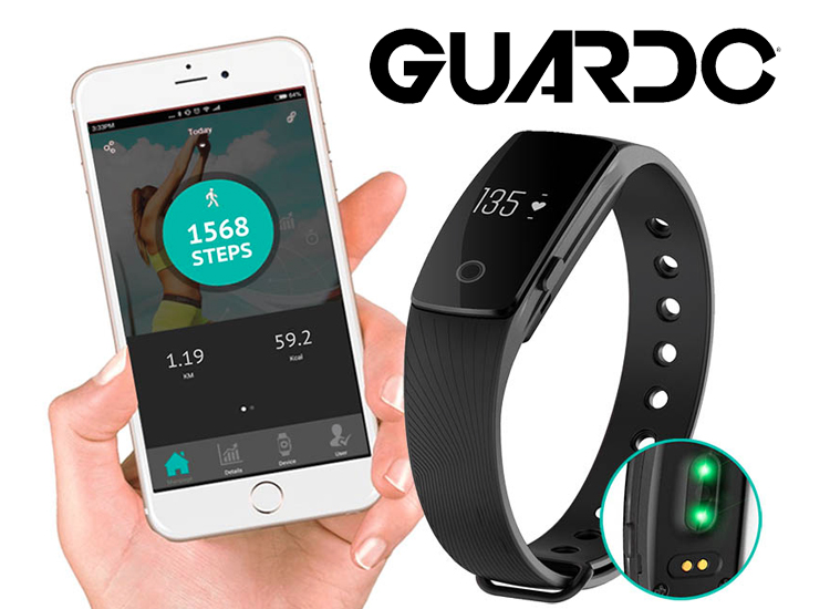 Deal Donkey - Guardo Fit Coach Hr One - Activity Tracker