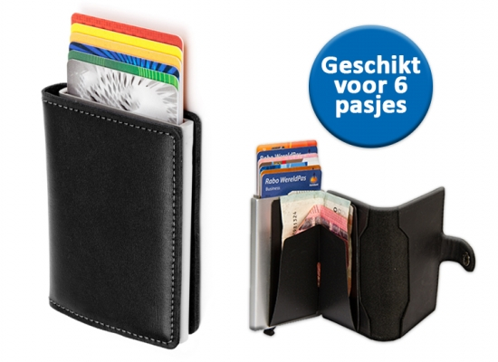 Deal Donkey - Lederen Smart Wallet