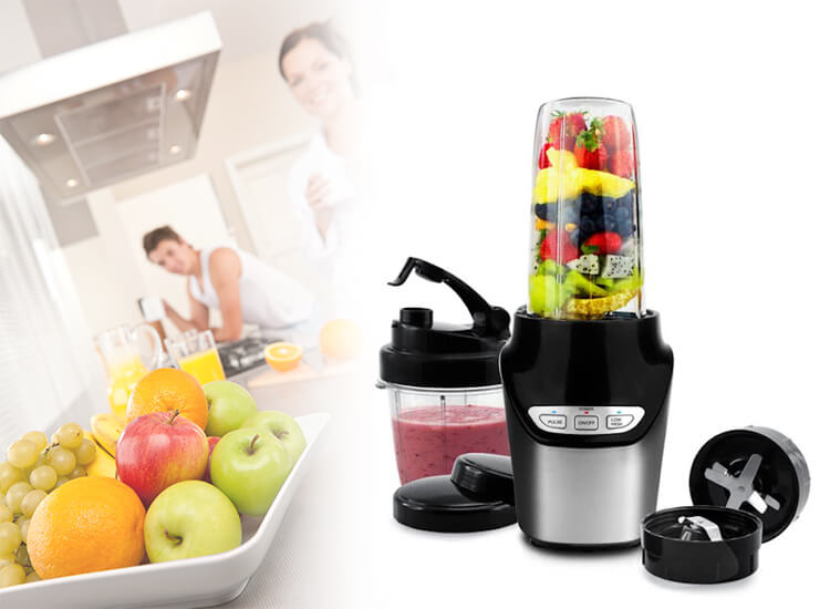 Deal Donkey - M-Line By Enrico Nutrition Extractor - Blender
