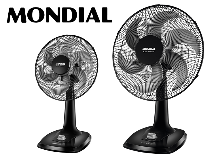 Deal Donkey - Mondial Black Premium Turbo Ventilator