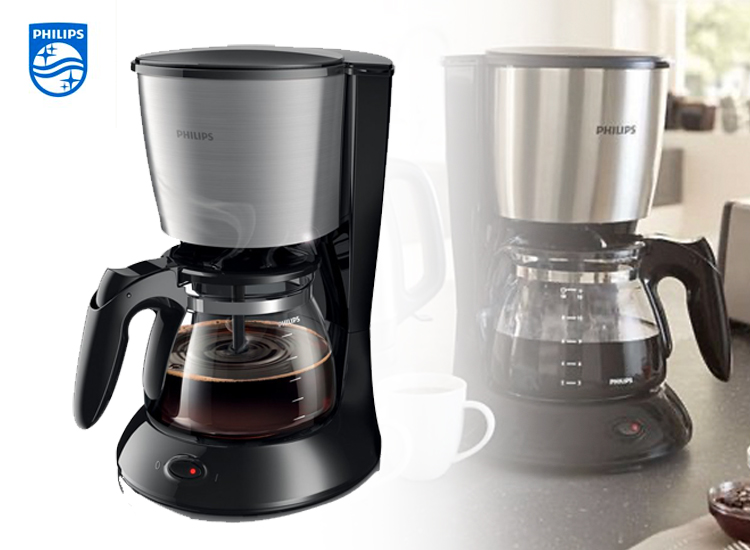 Deal Donkey - Philips Daily Collection Hd7462/21 Koffiezetapparaat
