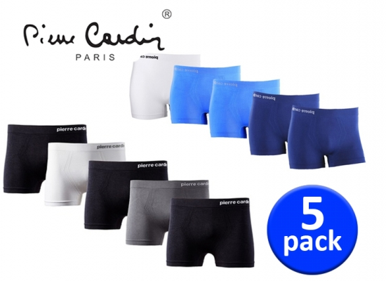 Deal Donkey - Pierre Cardin Herenboxers - 5 Pack