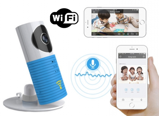 Deal Donkey - Smart Wifi Security Camera Met Night Vision