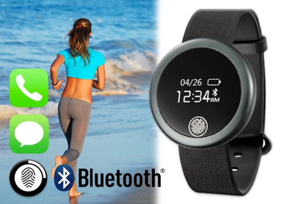 Deal Donkey - Smartwatch En Activity Tracker In 1 Horloge