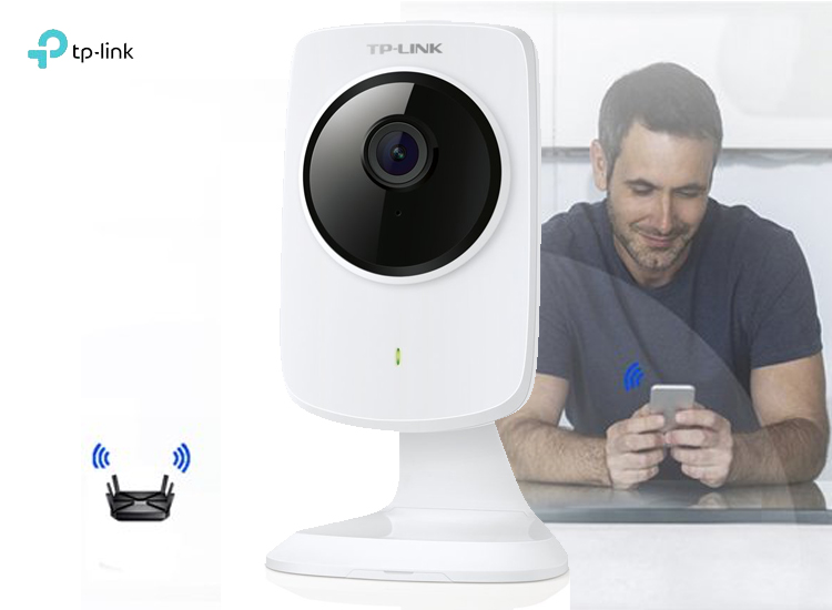 Deal Donkey - Tp-Link Nc210 - Ip-Camera