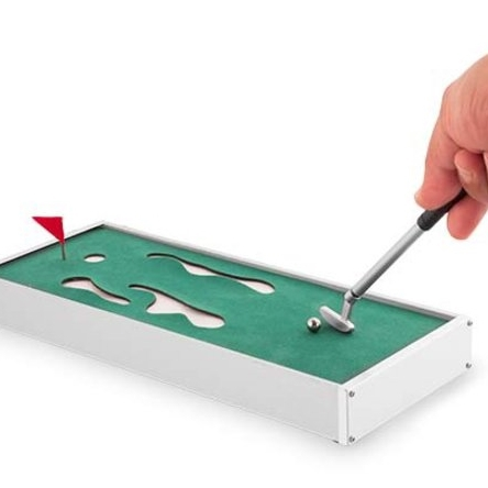 Gadgetknaller - Mini Tafel Golf