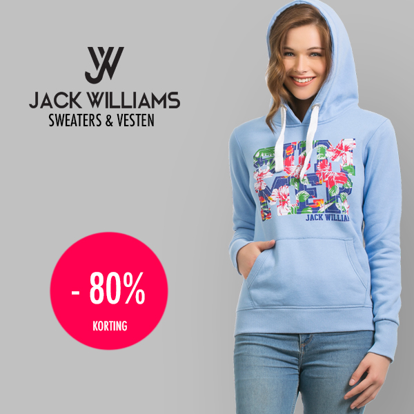 Goeiemode (v) - Jack Williams Dames Sweaters