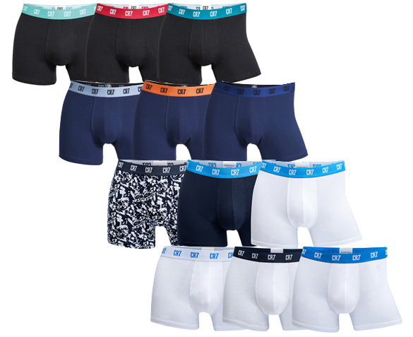 Groupdeal - 3-Pack CR7 Boxershorts