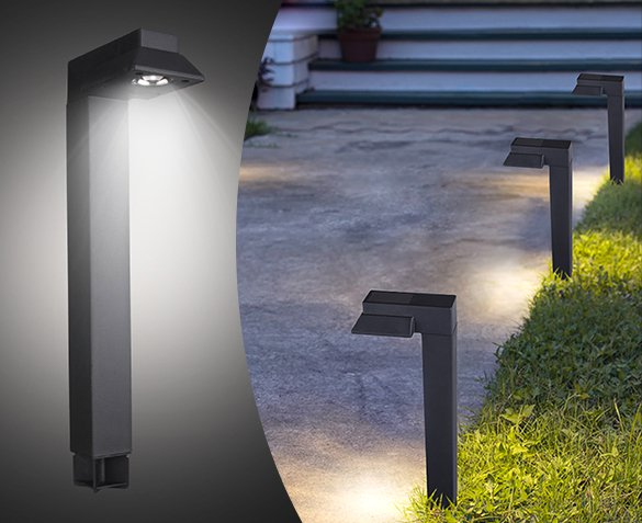 Groupdeal - 6-Pack Tuinlampen