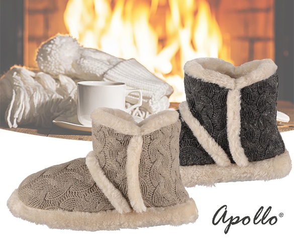 Groupdeal - Apollo Dames Pantoffels