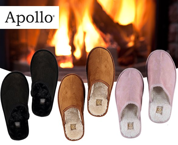 Groupdeal - Apollo Pantoffels