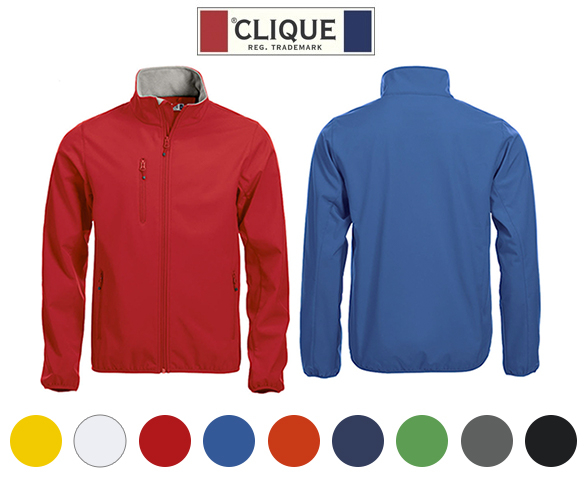 Groupdeal - Clique Softshell Jas