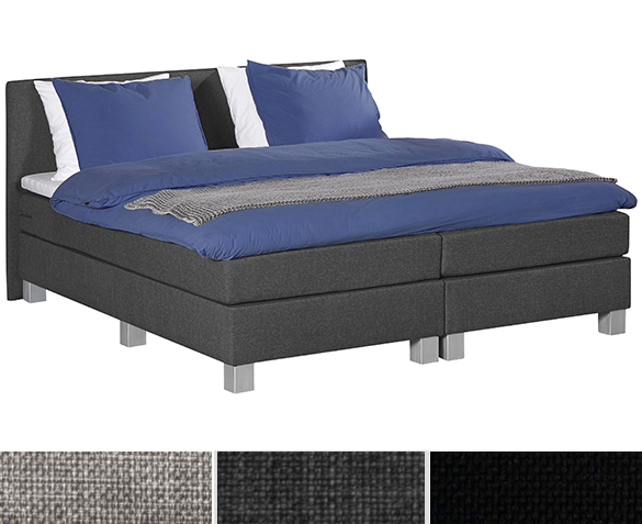 Groupdeal - Complete Luxe Boxspring Stockholm