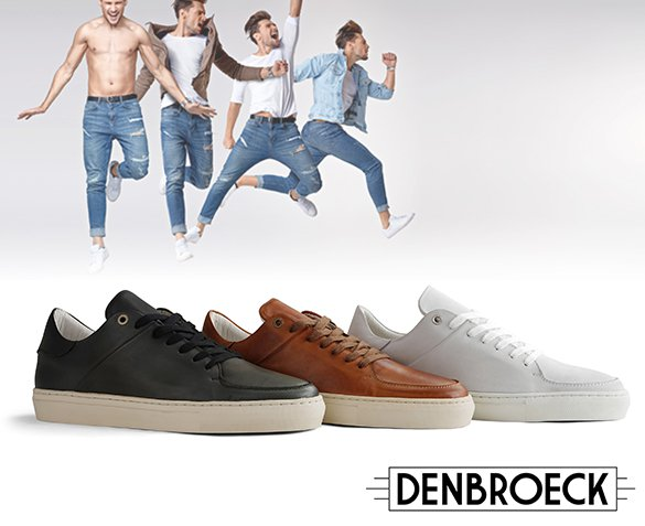 Groupdeal - DenBroeck Jay St. Herensneakers