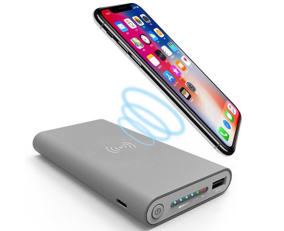 Groupdeal - Draadloze Powerbank