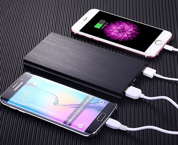 Groupdeal - Dual USB Powerbank