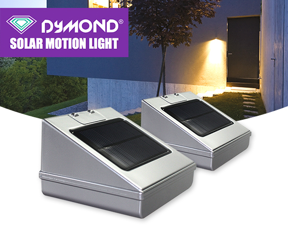 Groupdeal - Dymond Solar Buitenlamp