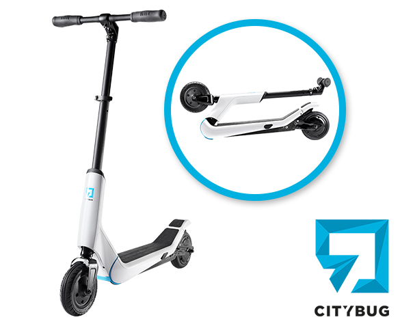 Groupdeal - E-step Citybug 2