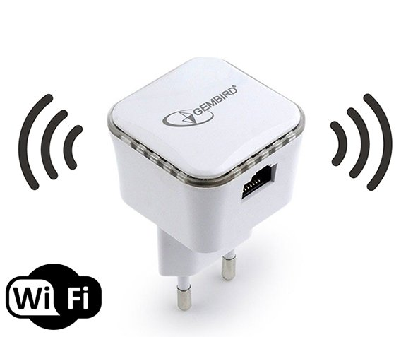 Groupdeal - Gembird Wifi-repeater